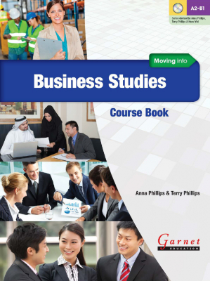 Image of Moving Into Business Studies : Coursebook With Audio Dvd