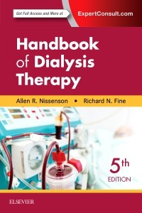 Image of Handbook Of Dialysis Therapy