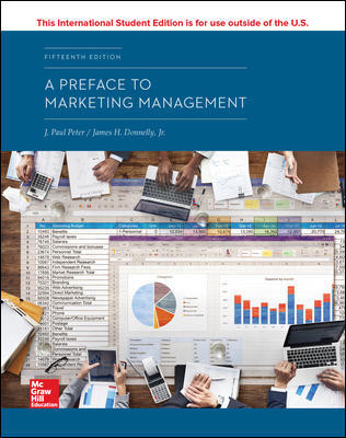 Image of A Preface To Marketing Management