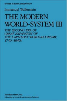 Image of Modern World-system Iii, The (studies In Social Discontinuity)