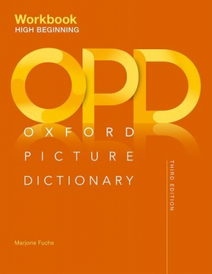 Image of Oxford Picture Dictionary : High Beginning Workbook