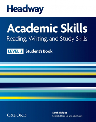 Image of Headway Academic Skills 2 : Reading Writing And Study Skills: Students Book With Oxford Online Skills
