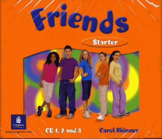 Image of Friends : Starter : Class Audio Cds (3)
