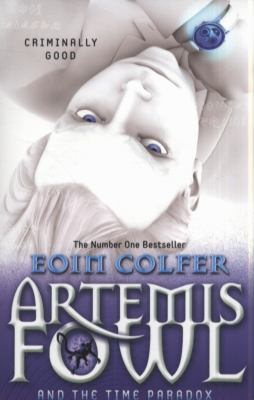 Image of Artemis Fowl And The Time Paradox