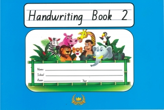 Image of Gt Enterprise Handwriting Book 2