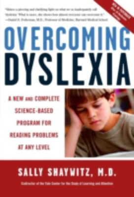 Image of Overcoming Dyslexia