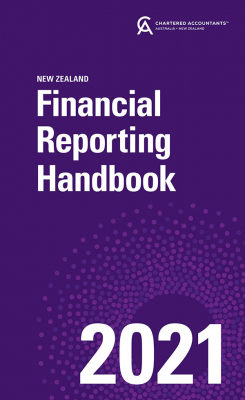 New Zealand Financial Reporting Handbook 2021