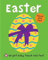 Image of Easter : Bright Baby Touch And Feel