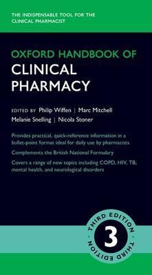 Image of Oxford Handbook Of Clinical Pharmacy