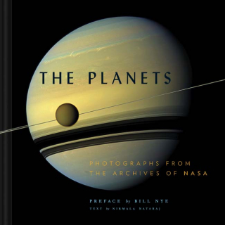 Image of The Planets : Photographs From The Archives Of Nasa