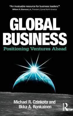 Global Business : Positioning Ventures Ahead