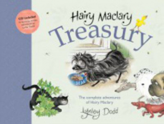 Image of Hairy Maclary Treasury : The Complete Adventures Of Hairy Maclary