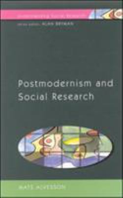 Image of Postmodernism And Social Research
