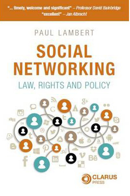 Image of Social Networking : Law Rights And Policy
