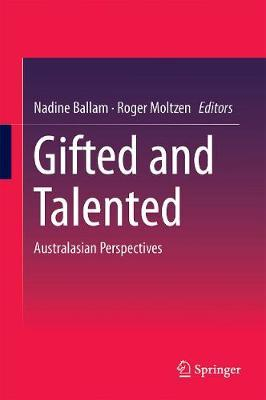 Image of Giftedness And Talent : Australasian Perspectives