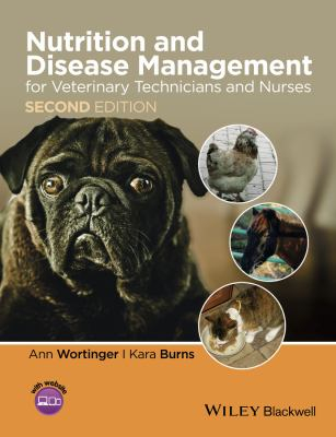 Image of Nutrition And Disease Management For Veterinary Technicians And Nurses