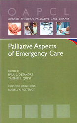 Image of Palliative Aspects Of Emergency Care