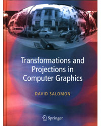 Image of Transformations & Projections In Computer Graphics