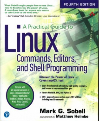 Image of A Practical Guide To Linux Commands Editors And Shell Programming