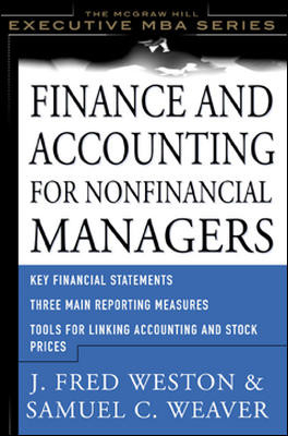 Image of Finance And Accounting For Nonfinancial Managers
