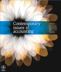Image of Contemporary Issues In Accounting