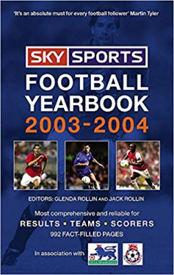 Image of Sky Sports Football Yearbook 2003-2004