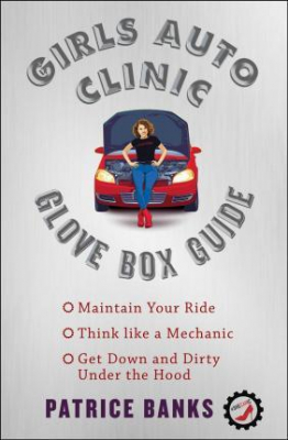 Image of Girls Auto Clinic Glove Box Guide