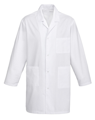 Image of Lab Coat Size 4xl Chest 137cm