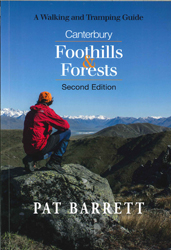 Canterbury Foothills And Forests : Walking And Tramping Guide
