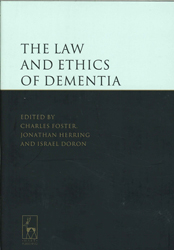 Image of Law And Ethics Of Dementia