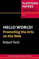 Hello World : Promoting The Arts On The Web