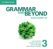 Image of Grammar And Beyond 3 : Class Audio Cd