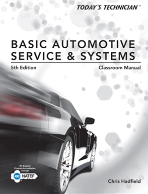 Image of Basic Automotive Service And Systems