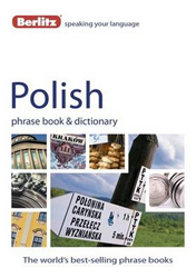 Image of Berlitz Polish Phrase Book And Dictionary