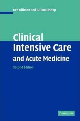 Image of Clinical Intensive Care And Acute Medicine
