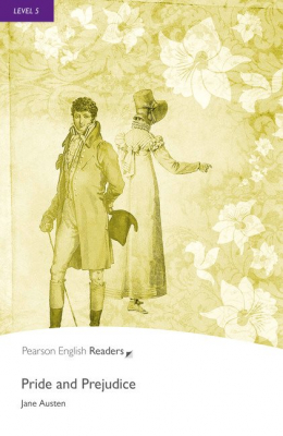 Image of Pride And Prejudice : Pearson Readers Level 5 Mp3 Pack