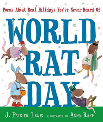 World Rat Day : Poems About Real Holidays You've Never Heardof