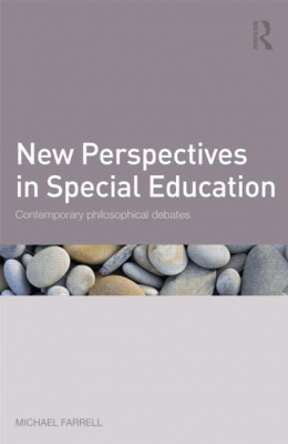 Image of New Perspectives In Special Education Contemporary : Philosophical Debates