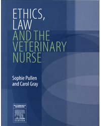 Image of Ethics Law And The Veterinary Nurse