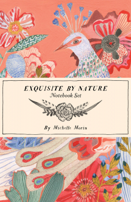 Image of Exquisite By Nature Notebook Set