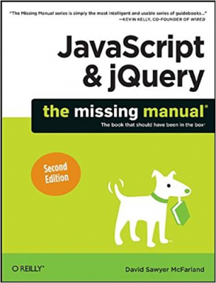 Image of Javascript & Jquery : The Missing Manual