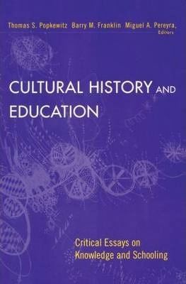 Image of Cultural History & Education