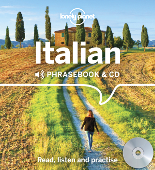 Lonely Planet : Italian Phrasebook And Cd