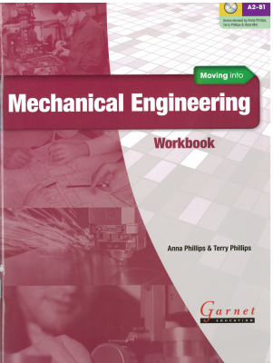 Image of Moving Into Mechanical Engineering : Workbook And Audio Cd