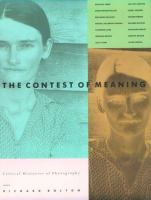 Image of Contest Of Meaning