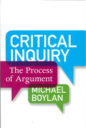 Critical Inquiry The Process Of Argument