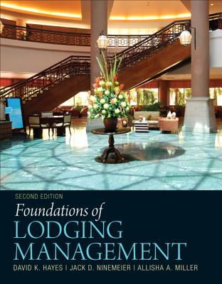 Image of Foundations Of Lodging Management