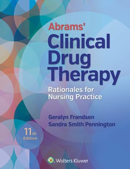 Image of Abrams' Clinical Drug Therapy: Rationales For Nursing Practice