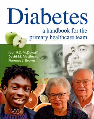 Image of Diabetes A Handbook For The Primary Healthcare Team