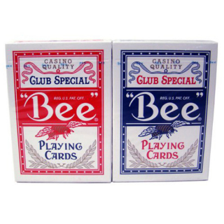 Image of Playing Cards Bee Club Special